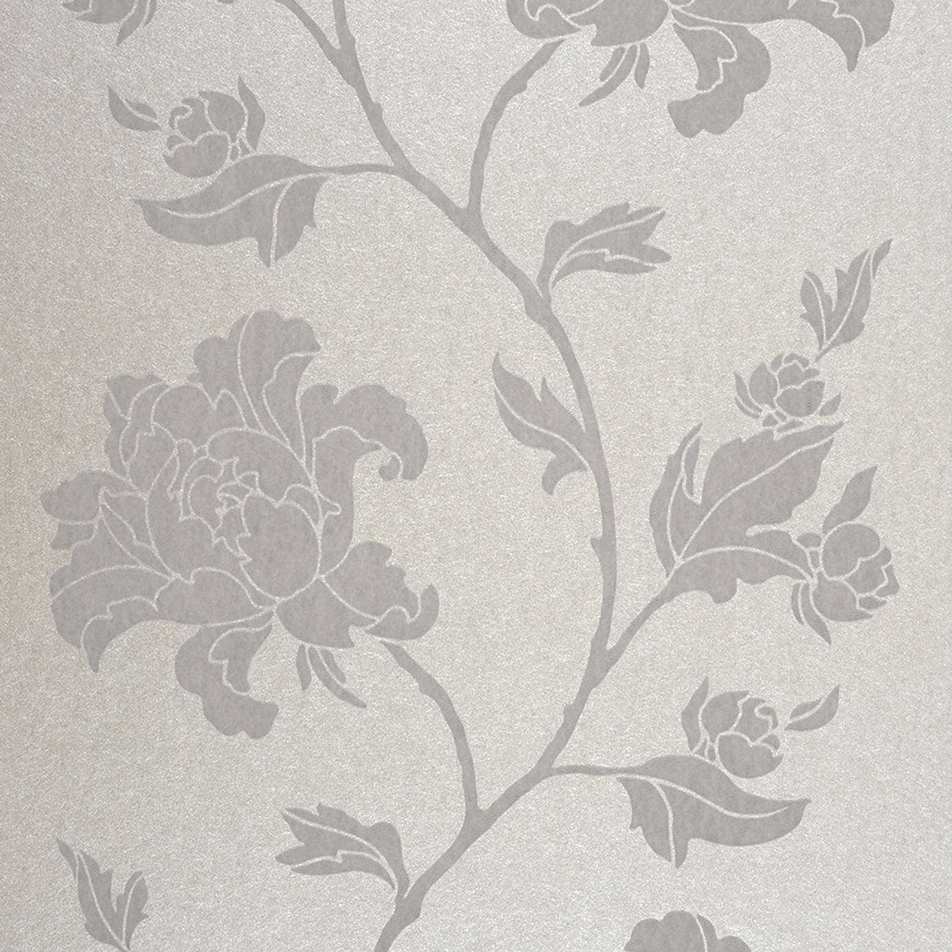 Французские обои Casadeco,  коллекция So White 2, артикулSWI25241012