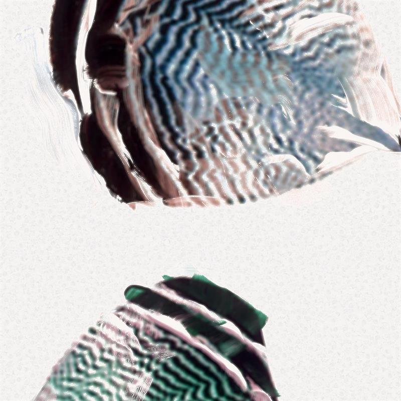 Французские обои Casamance,  коллекция Oxymore 2, артикул77580117