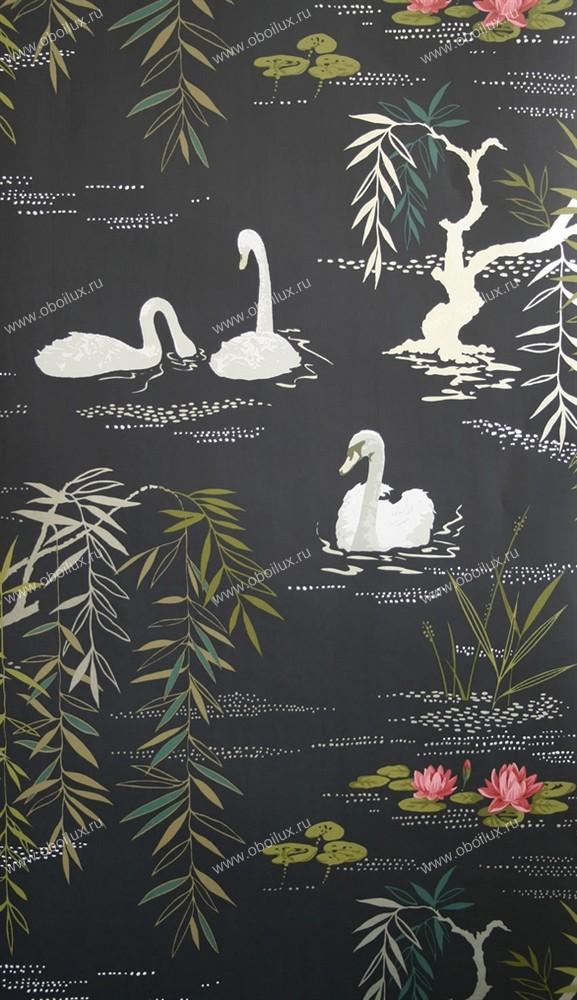 Английские обои Nina Campbell,  коллекция Wallpaper Album III, артикулNCW4020-04