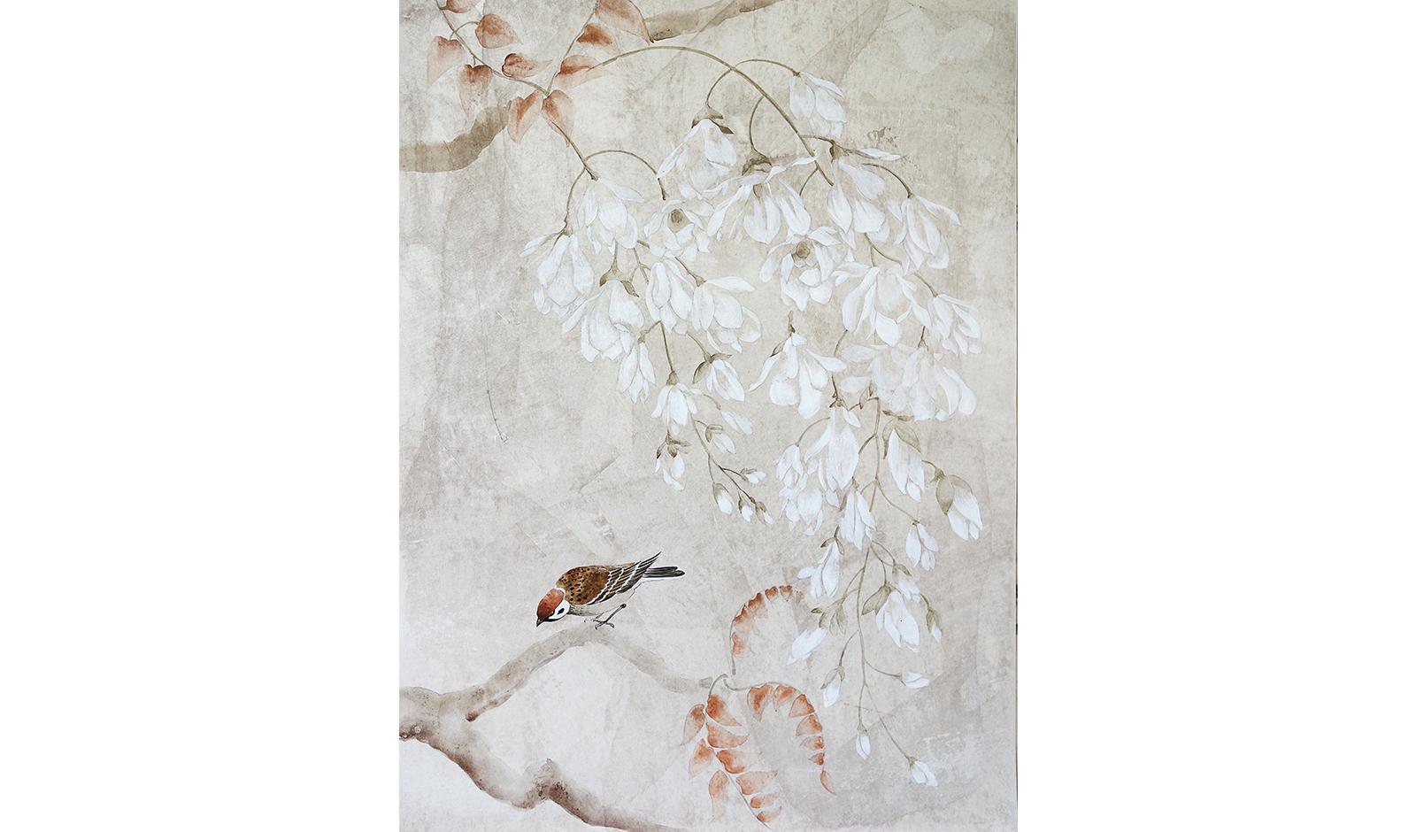 Российские обои Fresq,  коллекция Hand Made Wallpaper, артикулT.H.01