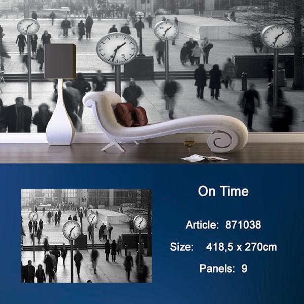 Немецкие обои KT-Exclusive,  коллекция Metropolis, артикул871038