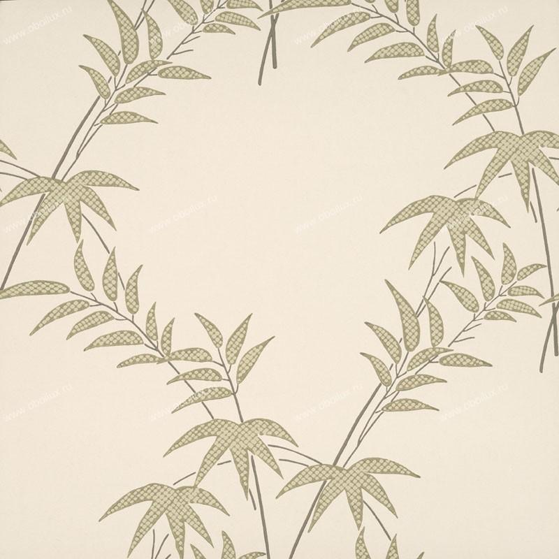 Английские обои Little Greene,  коллекция Oriental Wallpapers, артикул0275TRHEMPZ