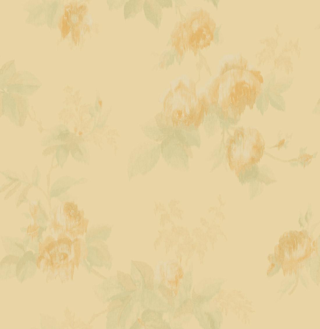 Американские обои Wallquest,  коллекция Watercolor Florals, артикулMF21215
