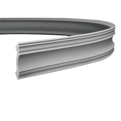 Карниз гибкий из полиуретана 1.50.113F
