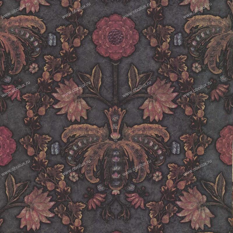 Английские обои Little Greene,  коллекция London Wallpapers III, артикул0282NBHIDEZ