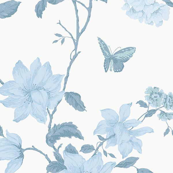 Канадские обои Aura,  коллекция English Florals, артикулG34302