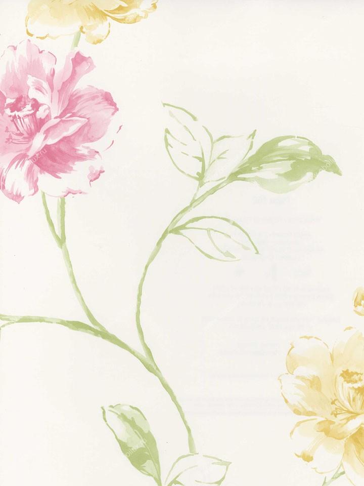 Американские обои Wallquest,  коллекция Fresh Floral, артикулFF90901