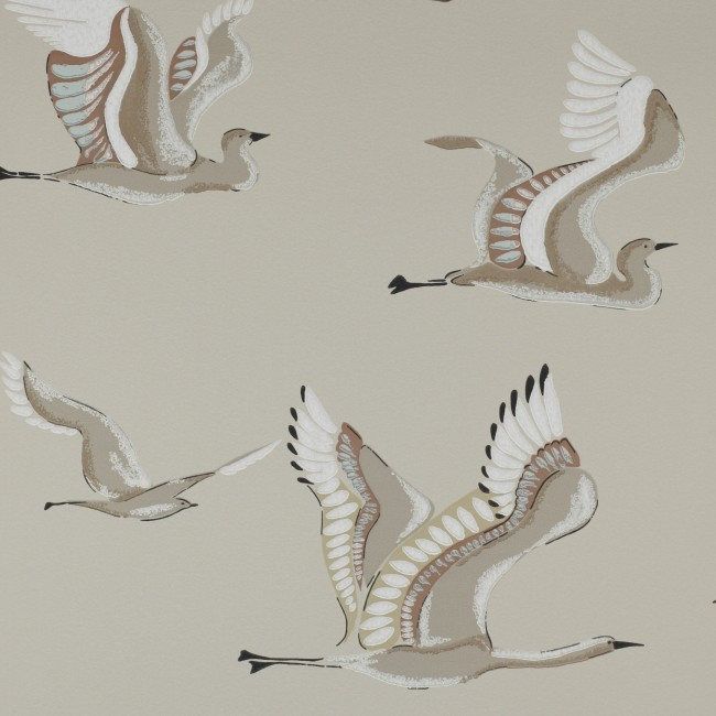 Французские обои Manuel Canovas,  коллекция Papiers peints vol 4, артикул03052-01