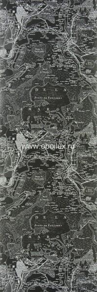 Английские обои Designers guild,  коллекция Christian Lacroix - Air de Paris, артикулPCL002/02
