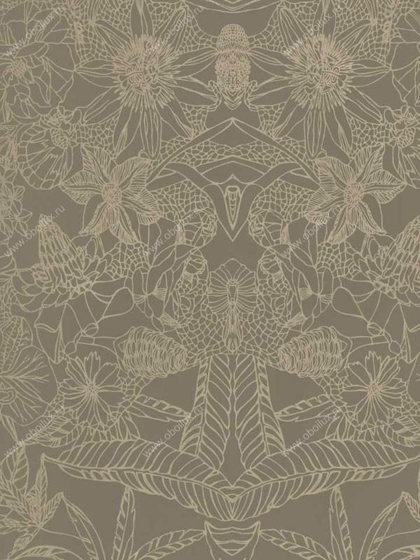 Английские обои Graham & Brown,  коллекция Basso & Brooke, артикул18350