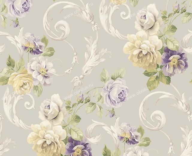 Американские обои Wallquest,  коллекция English Garden, артикулEG50119