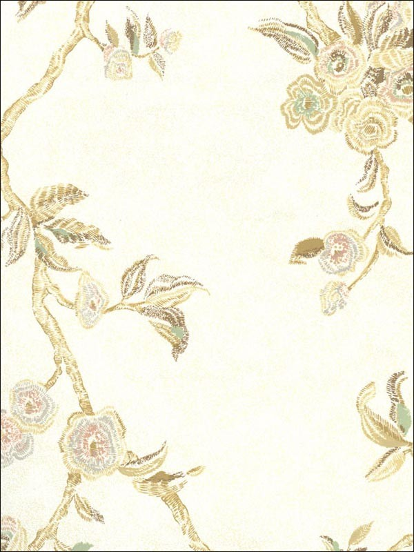 Американские обои Stroheim,  коллекция Color Gallery Cinnabar and Saf, артикул8805E0100
