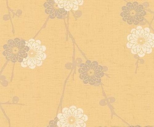 Американские обои Wallquest,  коллекция Sandpiper Studios - Mimosa, артикулKY50303
