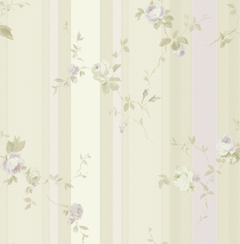 Американские обои Wallquest,  коллекция Watercolor Florals, артикулMF20809