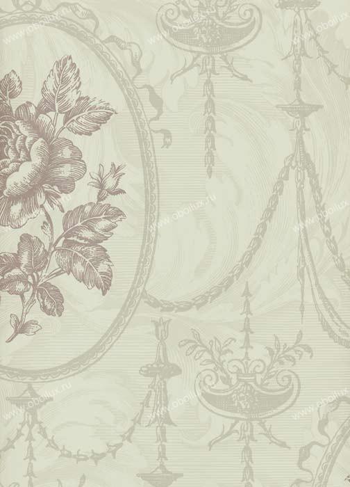 Американские обои Wallquest,  коллекция Etchings, артикулET31006