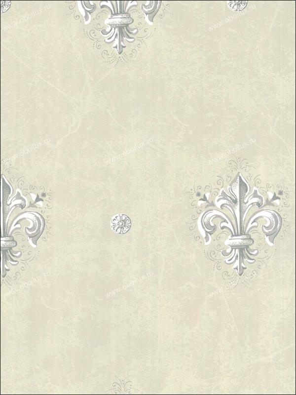 Американские обои Stroheim,  коллекция Color Gallery Neutrals vol. IV, артикул8818E0021