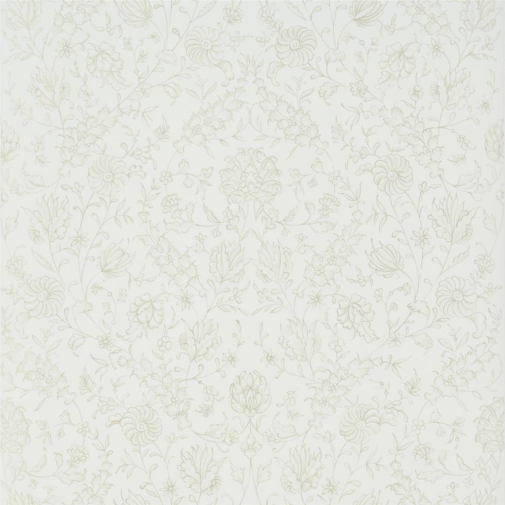 Английские обои Designers guild,  коллекция The Royal Collection - Rosa Chinensis, артикулPQ009/09