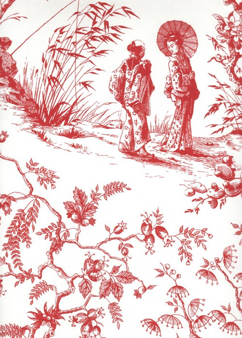 Американские обои York / Ronald Redding,  коллекция Ronald Redding - Indigo Sea, артикулIG2141