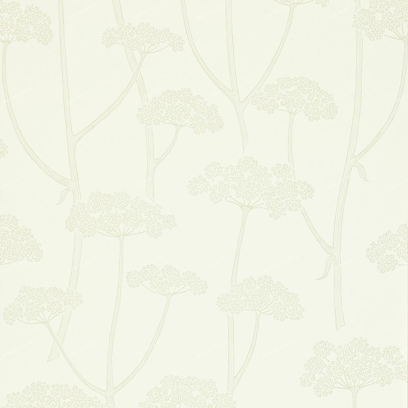 Английские обои Sanderson,  коллекция Colour for Living, артикул211646
