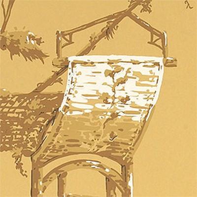 Американские обои Thibaut,  коллекция Tea House, артикулT5306