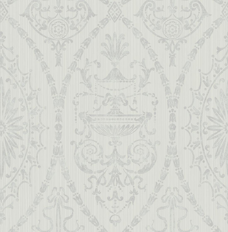 Американские обои Wallquest,  коллекция Watercolor Florals, артикулMF20409