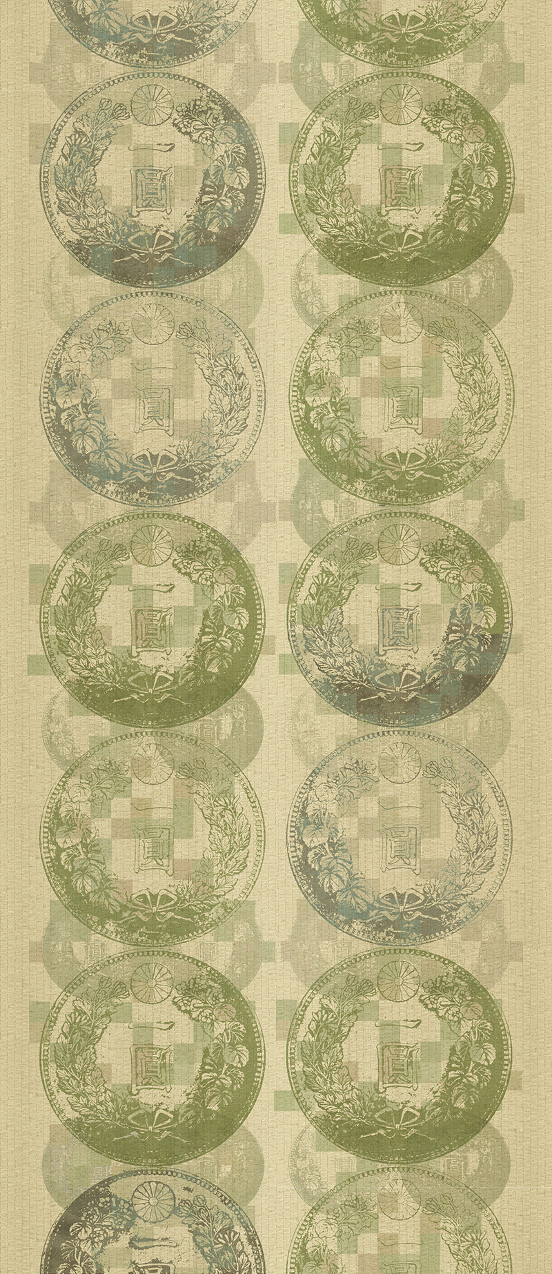 Итальянские обои Jannelli & Volpi,  коллекция 751 Zen, артикул5156
