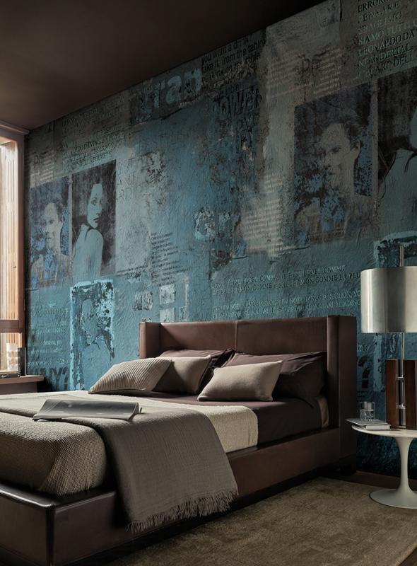 Итальянские обои Wall & deco,  коллекция Life 15, артикулWDPA1501
