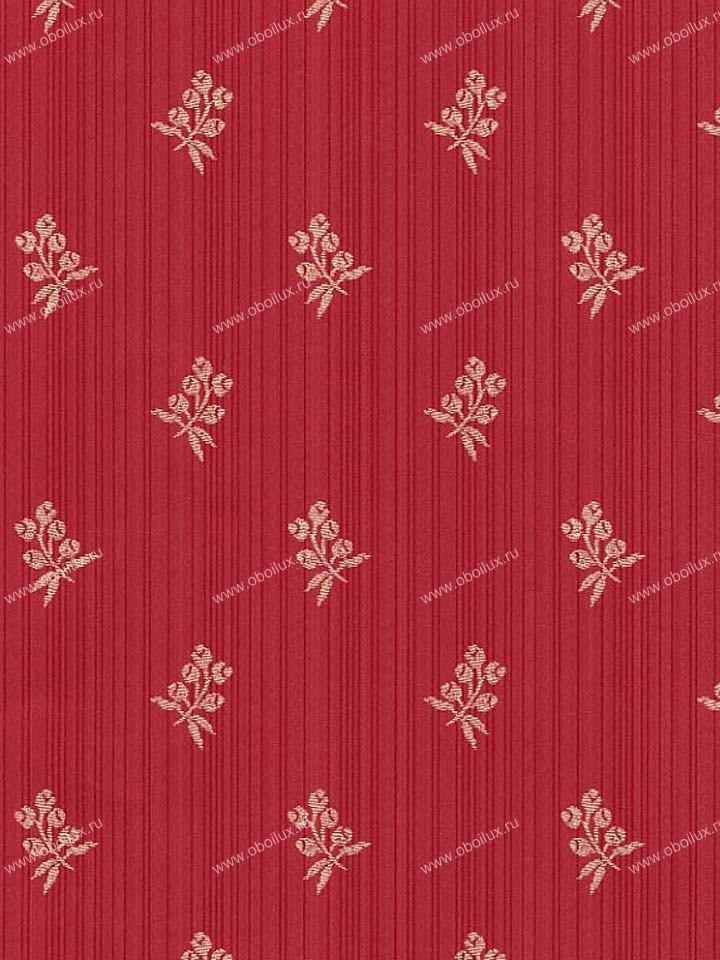 Американские обои Stroheim,  коллекция Color Gallery Crimson, артикул6609E0333