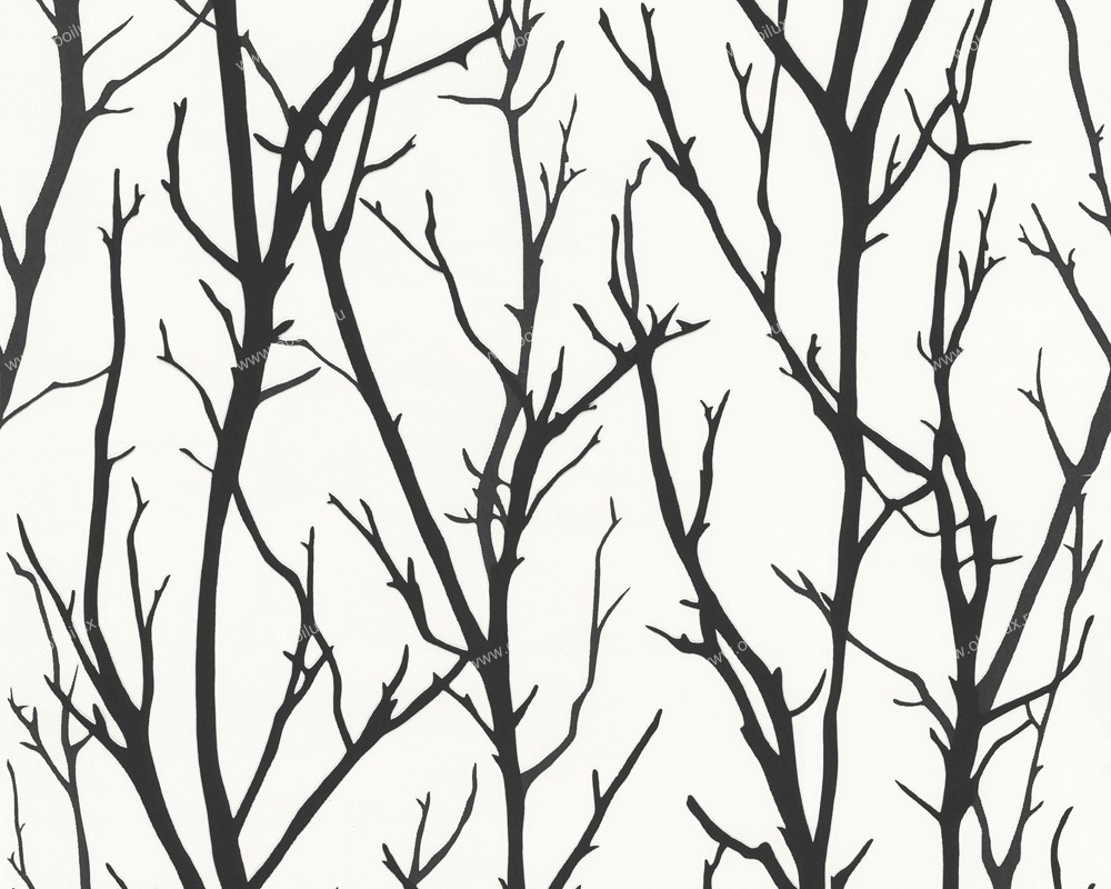 Немецкие обои A. S. Creation,  коллекция Black & White 2, артикул2683-41