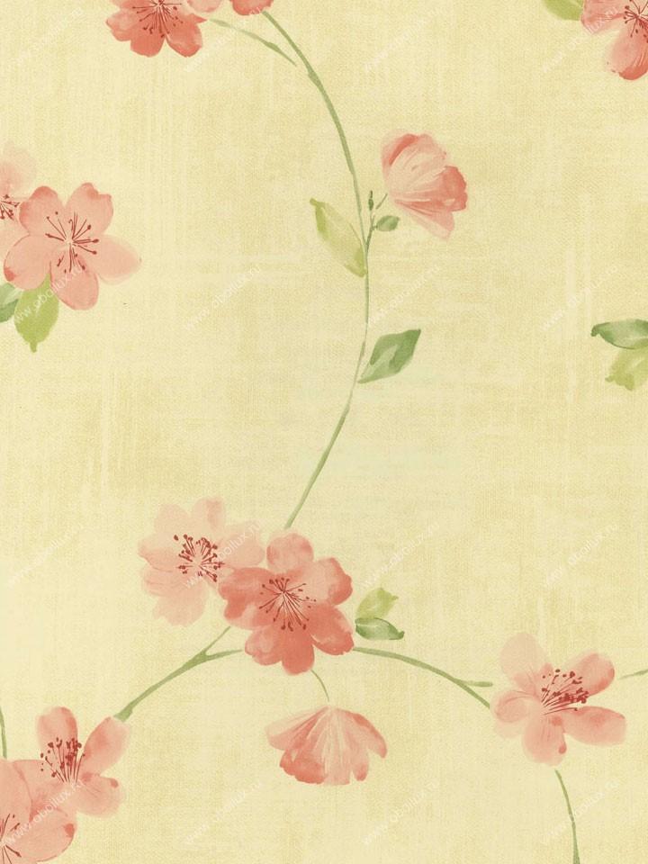 Американские обои Wallquest,  коллекция Fresh Floral, артикулFF90821