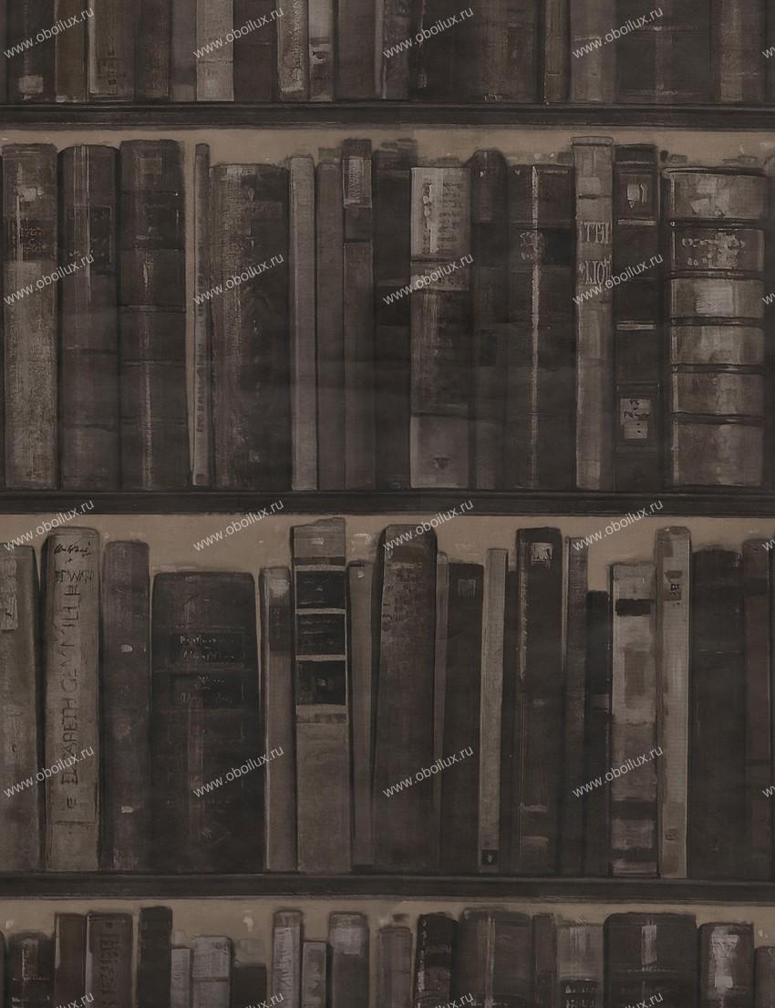 Английские обои Andrew Martin,  коллекция Navigator, артикулLibrarycocoa