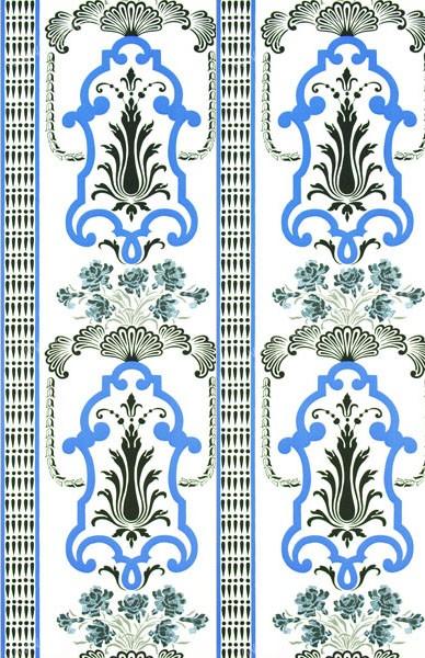 Английские обои Designers guild,  коллекция Linnaeus, артикулP554/05