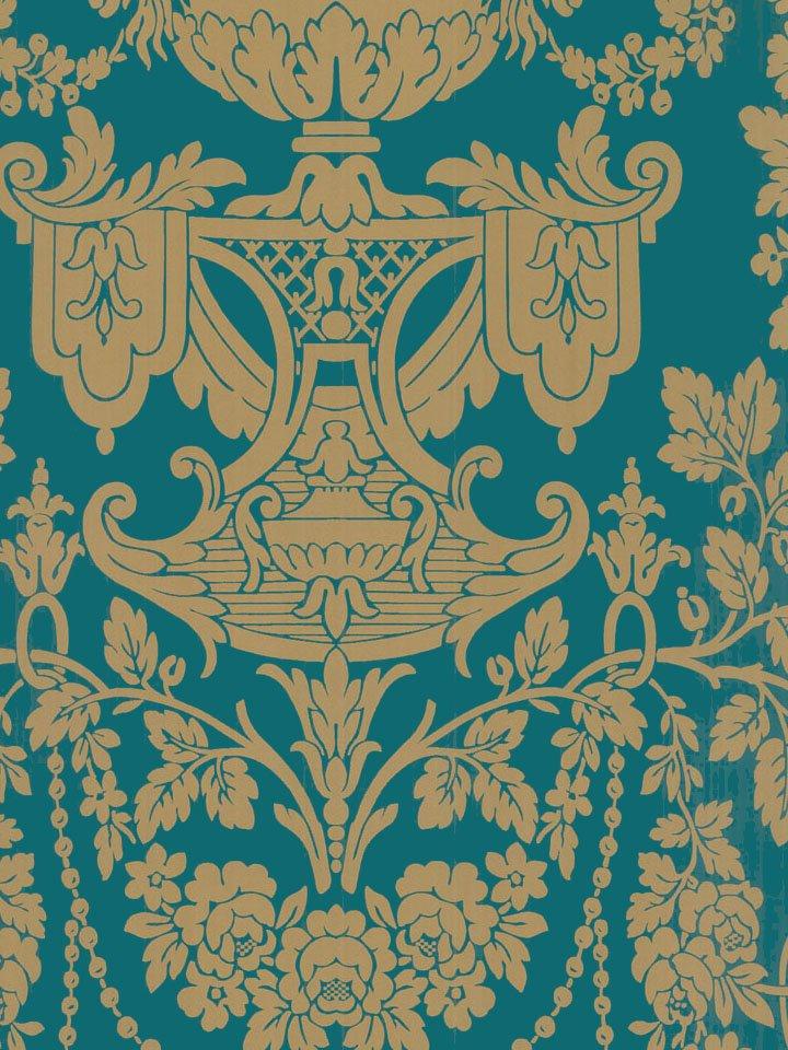 Канадские обои Blue Mountain,  коллекция Shand Kydd, артикулJW105757