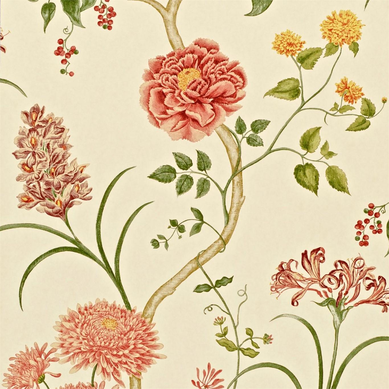 Английские обои Sanderson,  коллекция Wallpapers from a Painters Garden, артикулDAPGST102