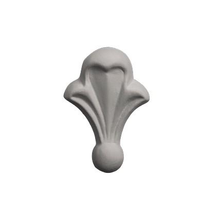 Орнамент из полиуретана 1.60.004