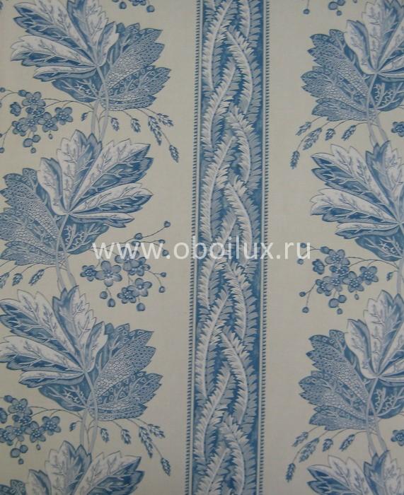 Английские обои Zoffany,  коллекция Chaumont Wallpapers, артикулZCHA01004