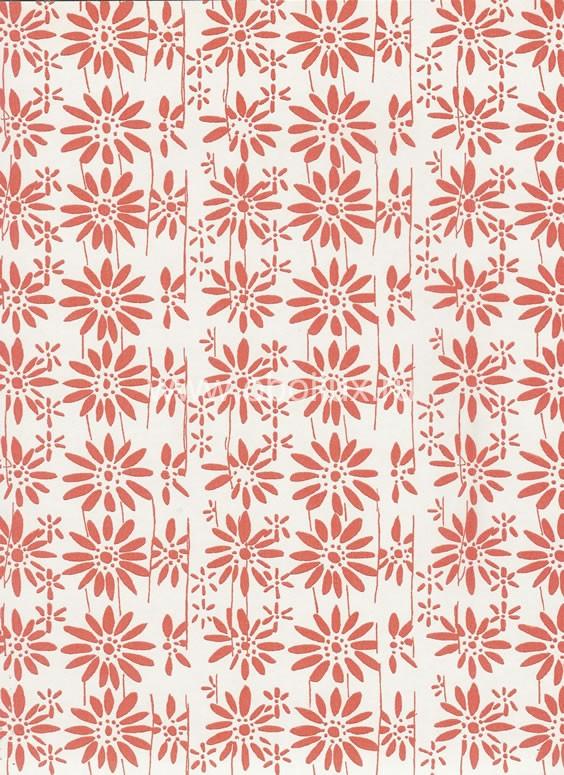 Английские обои The art of wallpaper,  коллекция Stripes Daisy Lace, артикулaow-dai-16