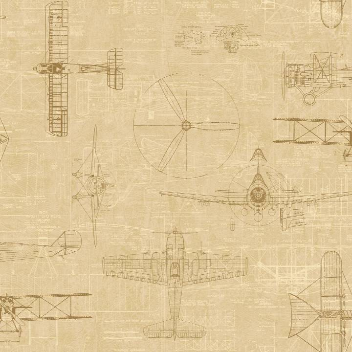 Американские обои Seabrook,  коллекция Journeys, артикулJP31205