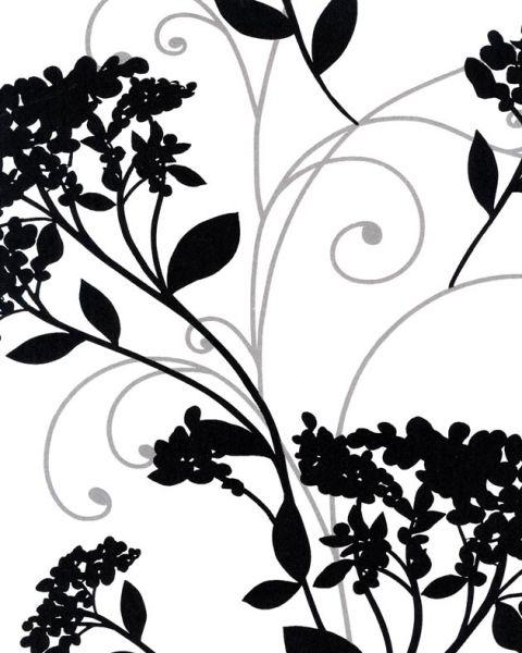 Французские обои Caselio,  коллекция Black & White, артикулBTW61129010