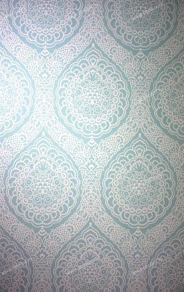 Английские обои Osborne & Little,  коллекция Persian Garden, артикулW6493-03