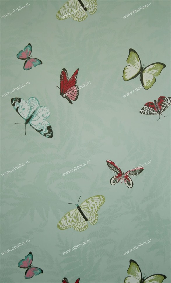 Английские обои Nina Campbell,  коллекция Wallpaper Album III, артикулNCW4010-02