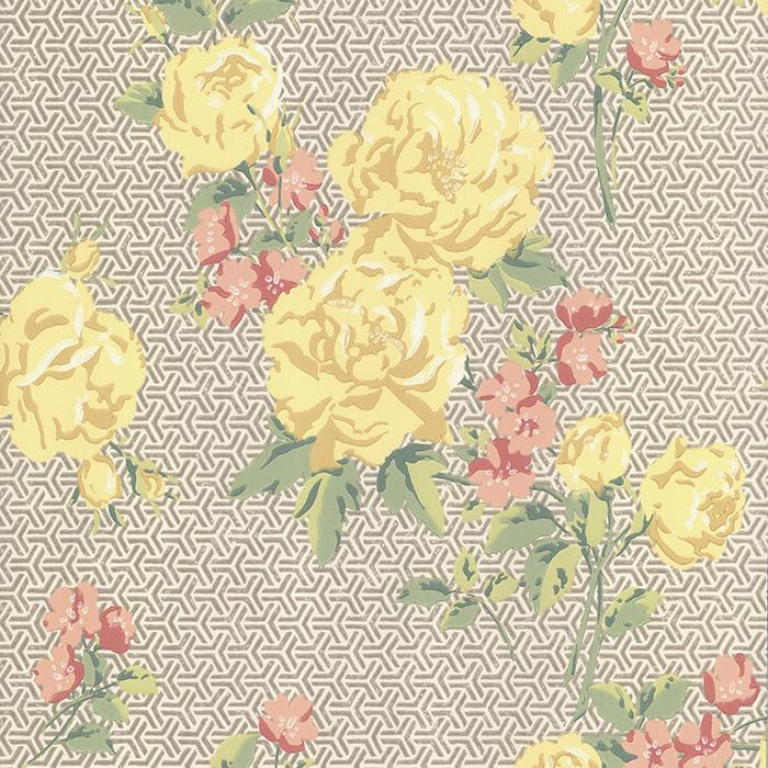 Английские обои The Paper Partnership,  коллекция Birchgrove Gardens, артикулEO00103