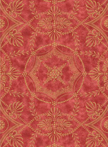 Американские обои Jaima Brown,  коллекция Chanticleer, артикулPalais-Royal-Red