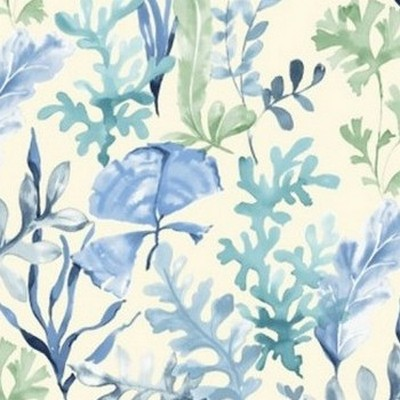 Испанские обои Vilber,  коллекция Blue Mediterraneo, артикулW450003W03