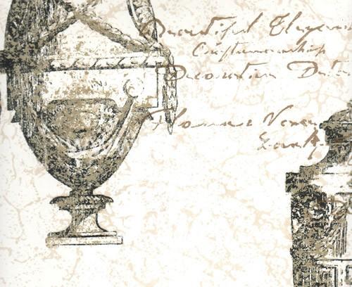 Американские обои York,  коллекция Antonina Vella - Sonata, артикулOP0467