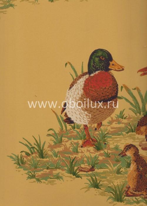 Американские обои York,  коллекция Antonina Vella - Botanica, артикулVB6875