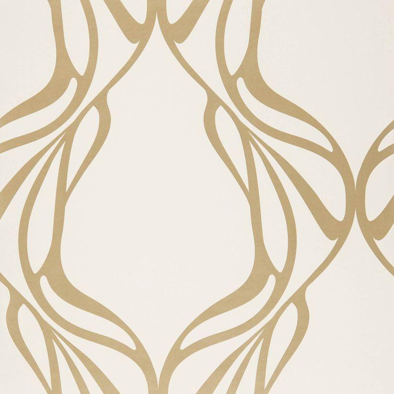 Бельгийские обои Covers,  коллекция Diamond, артикулNove35-Gold