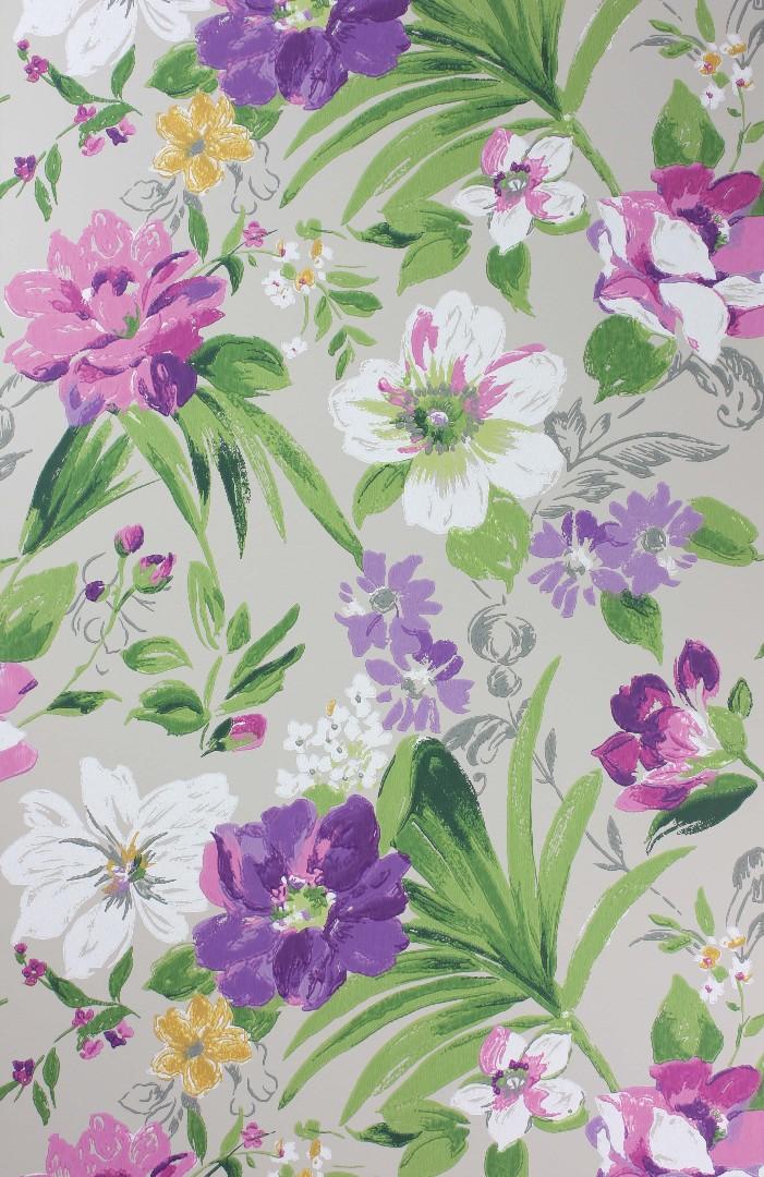 Английские обои Nina Campbell,  коллекция Rosslyn Wallpapers, артикулNCW4150-04