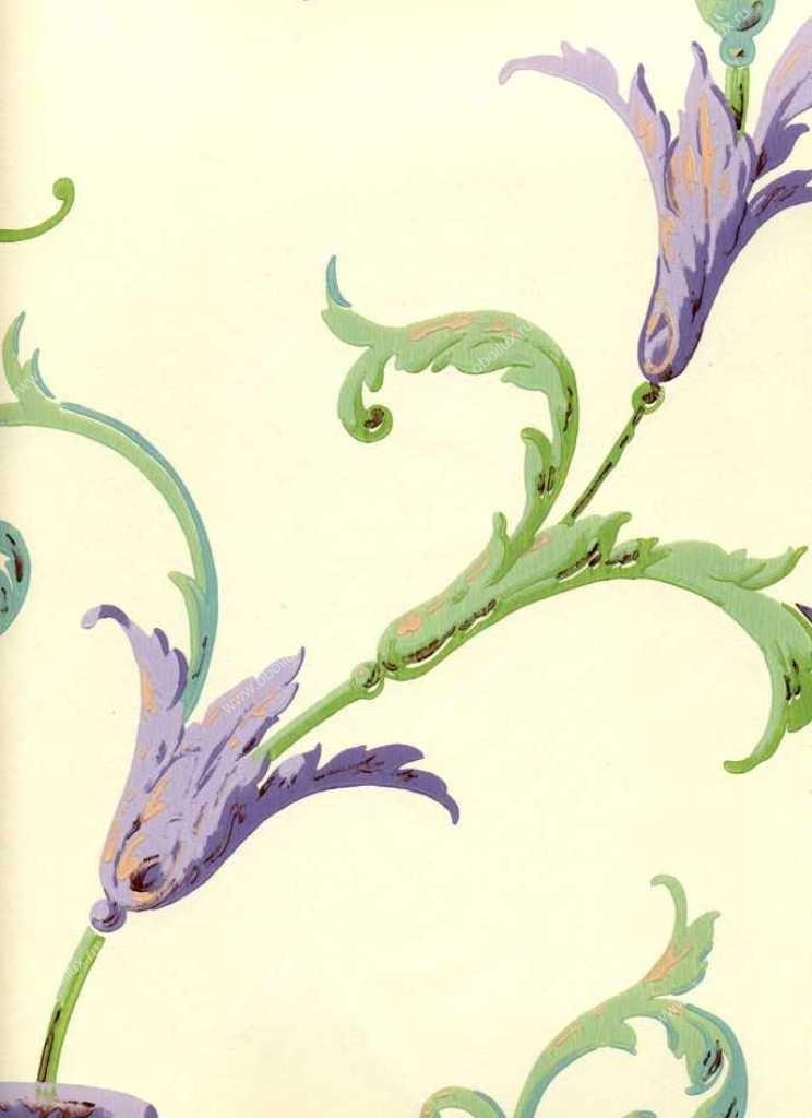 Американские обои York,  коллекция Ashford House - Flowers S.E., артикулCF6384