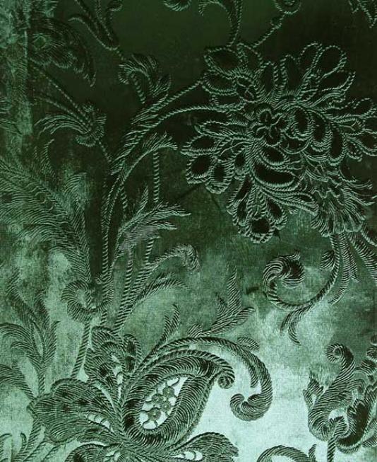 Французские обои Zuber,  коллекция Anastasia, артикул486-VERT